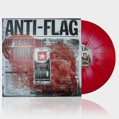 anti-flag - The General Strike | Colored Vinyl