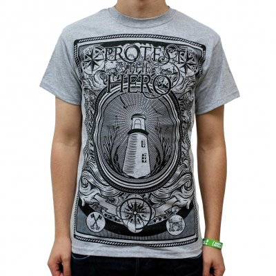 protest-the-hero - Lighthouse | T-Shirt