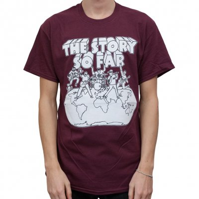 The Story So Far - Cartoon | T-Shirt