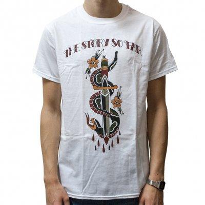 the-story-so-far - Dagger   T-Shirt