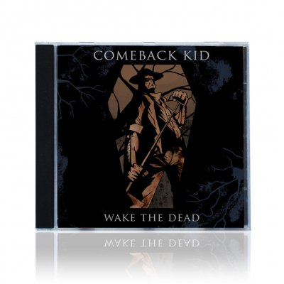 Wake The Dead | CD