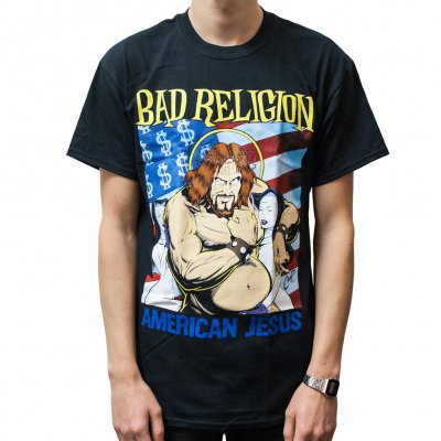bad-religion - American Jesus | T-Shirt
