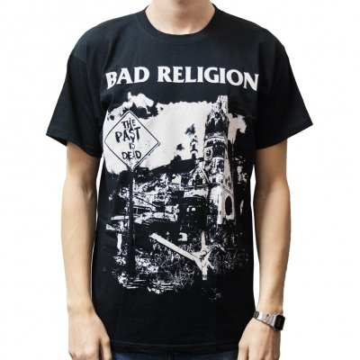 bad-religion - The Past Is Dead | T-Shirt