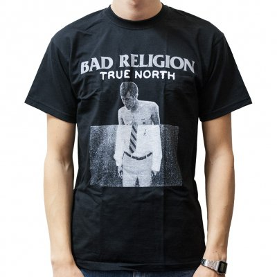 bad-religion - True North Album Black | T-Shirt