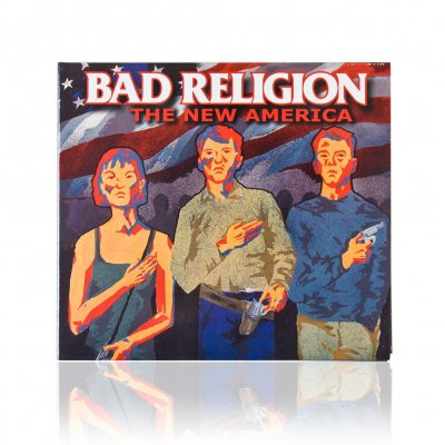 bad-religion - The New Amercia | CD