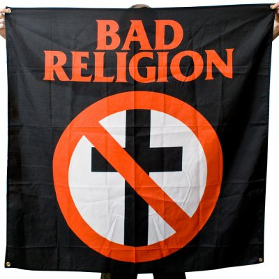 Bad Religion - Cross Buster | Flag