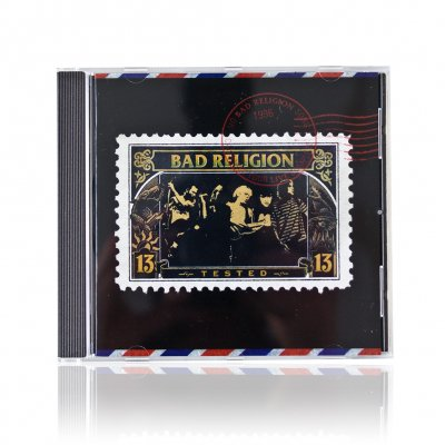 bad-religion - Tested | CD