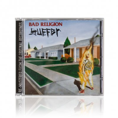 bad-religion - Suffer | CD