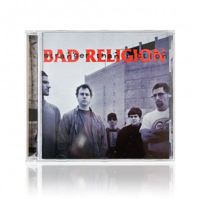 bad-religion - Stranger Than Fiction | CD