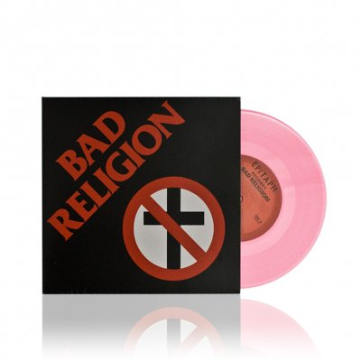 bad-religion - S/T | Pink 7 Inch