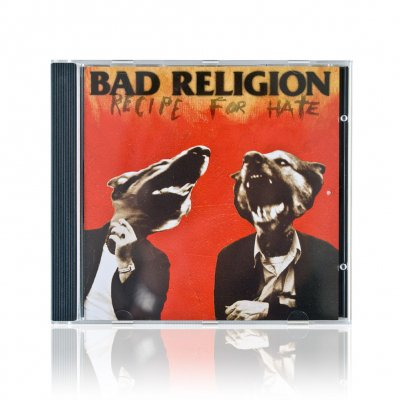 bad-religion - Recipe For Hate | CD