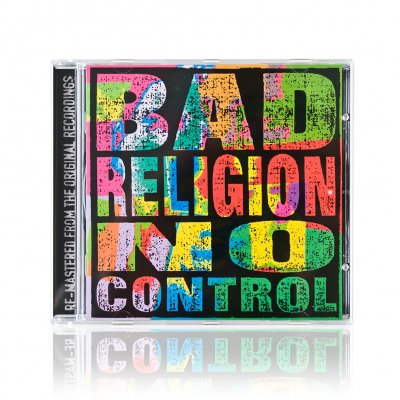 bad-religion - No Control | CD