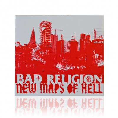 shop - New Maps Of Hell | Deluxe CD
