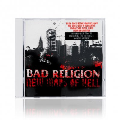 Bad Religion - New Maps Of Hell | CD