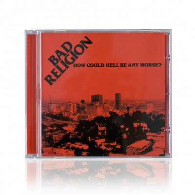 bad-religion - How Could Hell Be Any Worse | CD