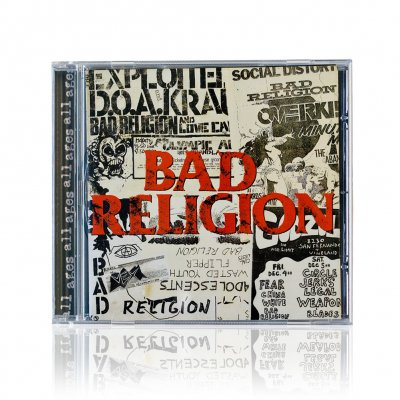 bad-religion - All Ages | CD