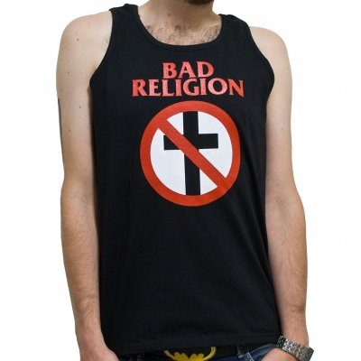 Bad Religion - Cross Buster | Tank Top