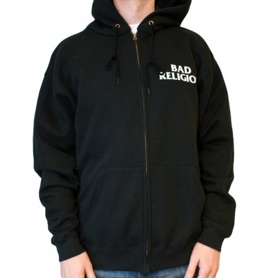 bad-religion - Cross Buster | Zip-Hood