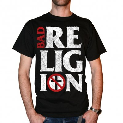 bad-religion - Stacked | T-Shirt
