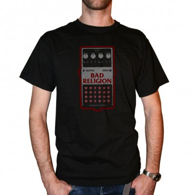 bad-religion - Pedal | T-Shirt