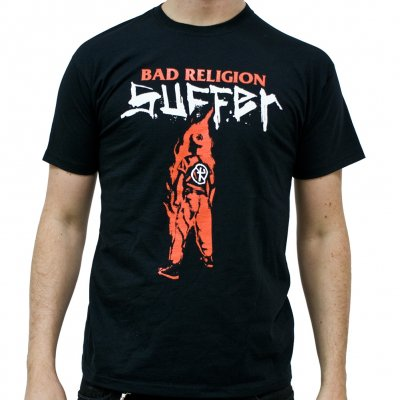 bad-religion - Black Suffer | T-Shirt