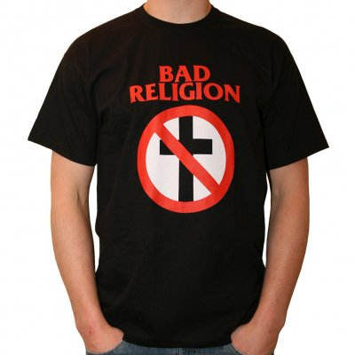 bad-religion - Cross Buster | T-Shirt