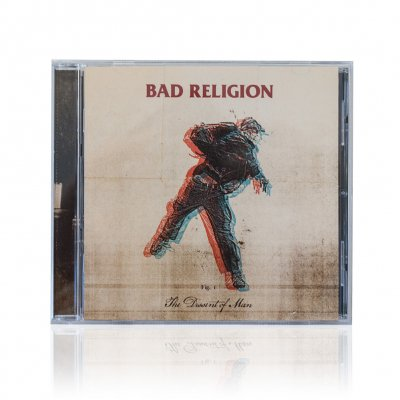 bad-religion - The Dissent Of Man | CD