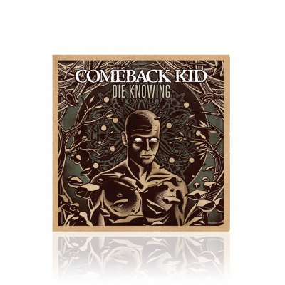 Comeback Kid - Die Knowing | CD