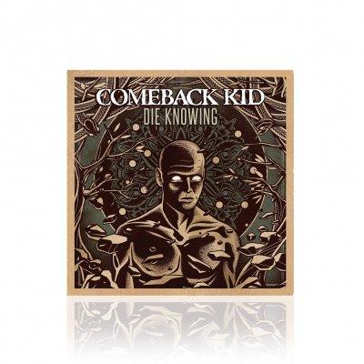 Comeback Kid - Die Knowing   CD