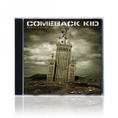 Comeback Kid - Broadcasting | CD
