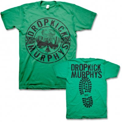 dropkick-murphys - Boot | T-Shirt