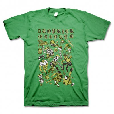 dropkick-murphys - Collage | Kids T-Shirt