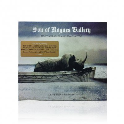 Son Of Rogues Gallery | 2xCD