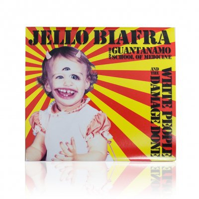 Jello Biafra - White Peaple and... | CD
