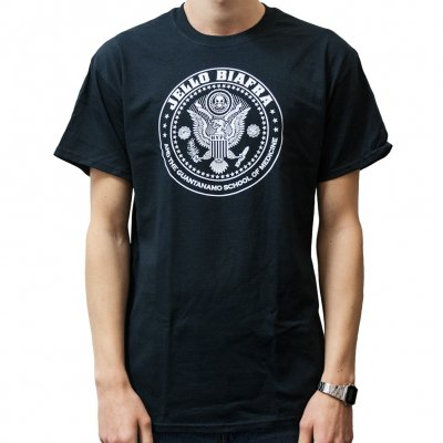 Jello Biafra - Circle Crest Black | T-Shirt