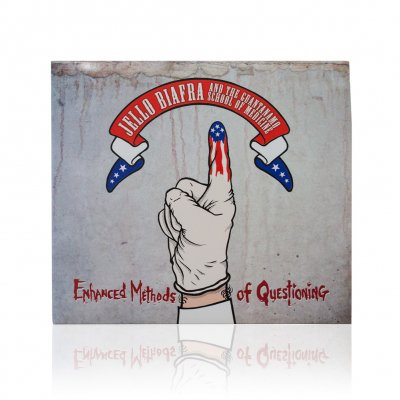 Jello Biafra - Enhanced Methods Of Questioning | CD