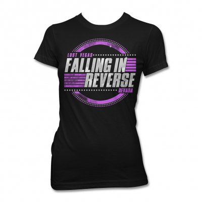 Falling In Reverse - Lost Vegas | Fitted Girl T-Shirt