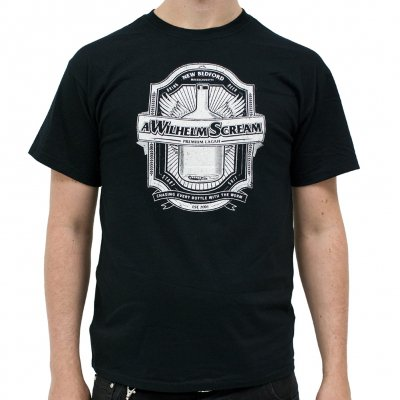 A Wilhelm Scream - Beer | T-Shirt