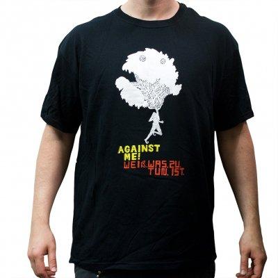 Against Me! - Weiss Was Zu Tun Ist | T-Shirt
