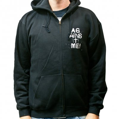 Against Me! - Gloves | Zip-Hood