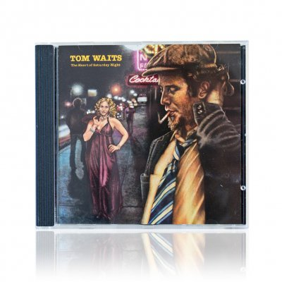 tom-waits - The Heart Of Saturday Night | CD