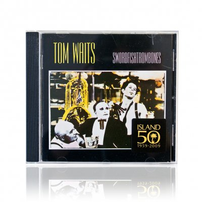 tom-waits - Swordfishtrombones | CD