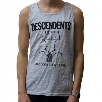 Descendents - Milo Goes To College | Tank Top