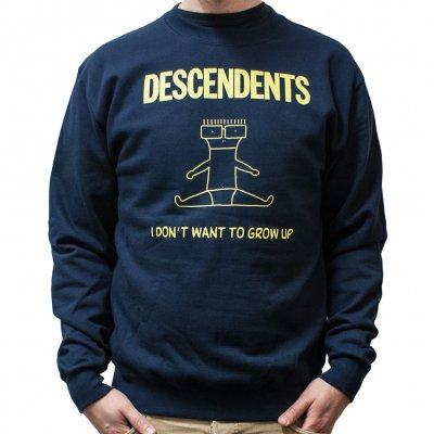 shop - I Don't Want To Grow Up | Sweatshirt