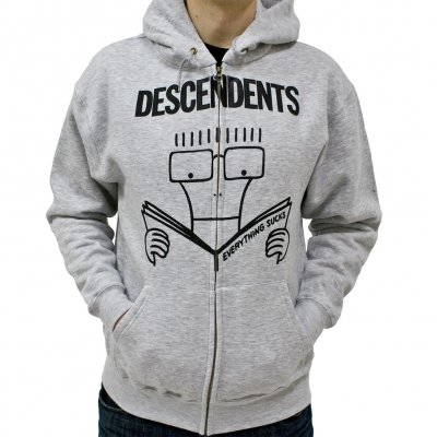 Descendents - Everything Sucks | Zip-Hood