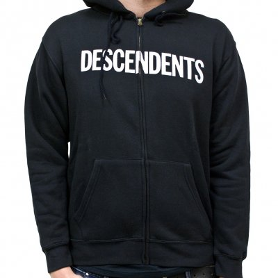 Descendents - Logo | Zip-Hood
