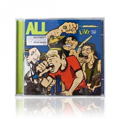 ALL - Live + One | CD