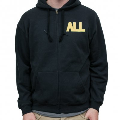 all - Allroy Face | Zip-Hood