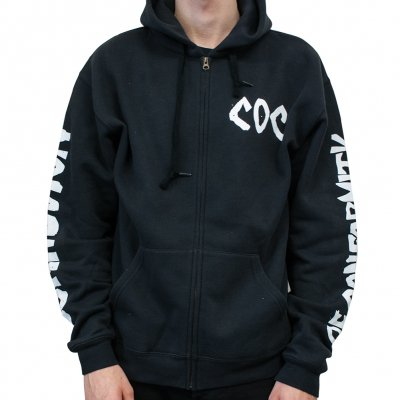 Corrosion Of Conformity - Old School Logo | Zip Hood