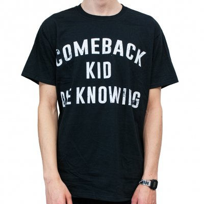 Comeback Kid - Die Knowing | T-Shirt